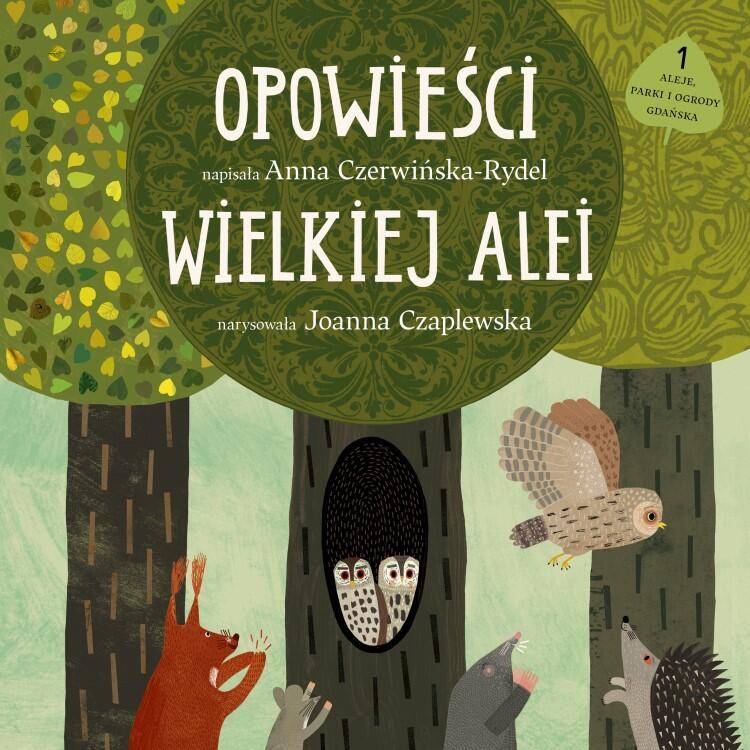 Opowieści wielkiej alei - okładka książki