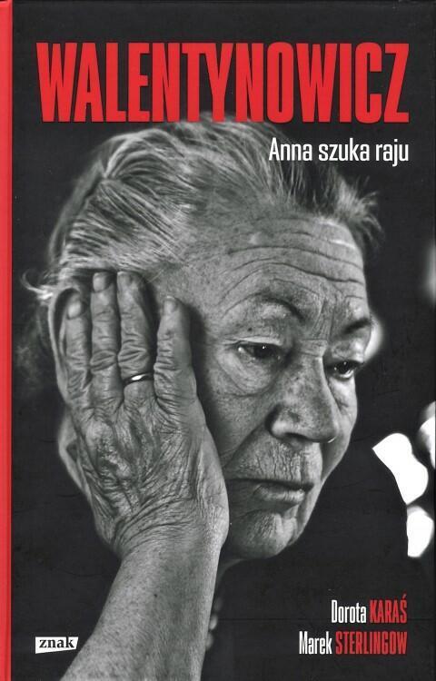 Okładka książki Waletynowicz. Anna szuka raju