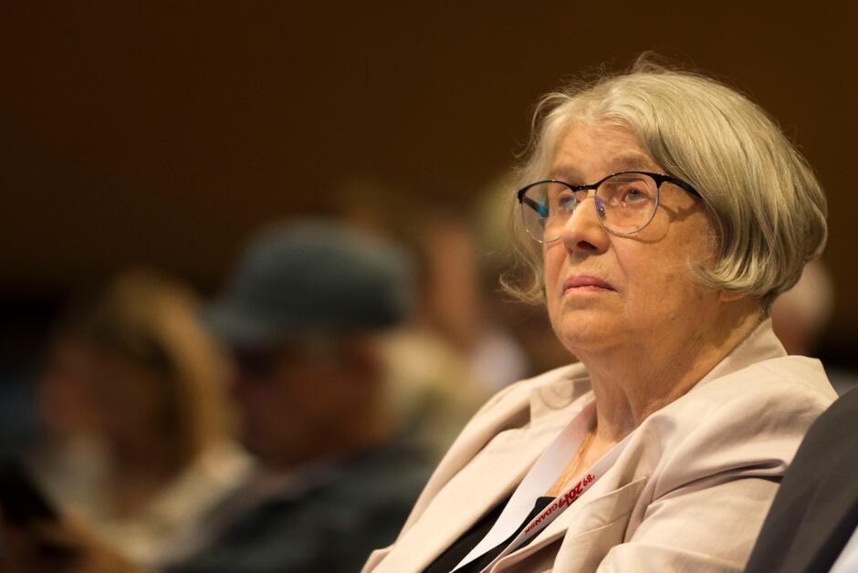 Krystyna Zachwatowicz, Europejskie Centrum Solidarności, święto wolności i solidarności; 4 VI 2019