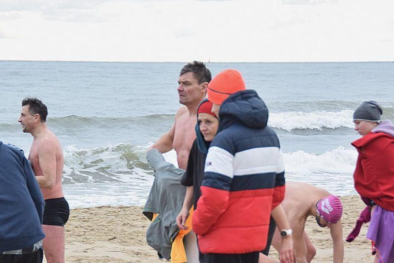 Mistrz olimpijski Adam Korol też morsuje