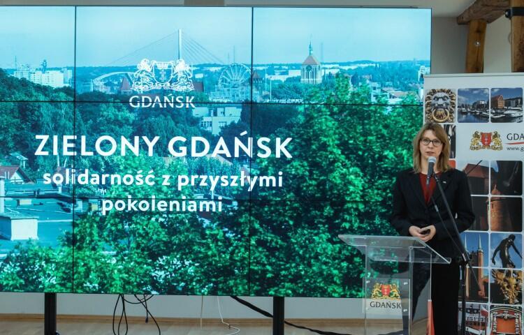 Anna Gołędzinowska, radna klubu Koalicji Obywatelskiej