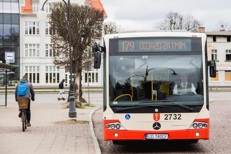Po Gdańsk kursuje 115 autobusów Mercedes Citaro spełniających najbardziej restrykcyjną normę emisji spalin Euro VI