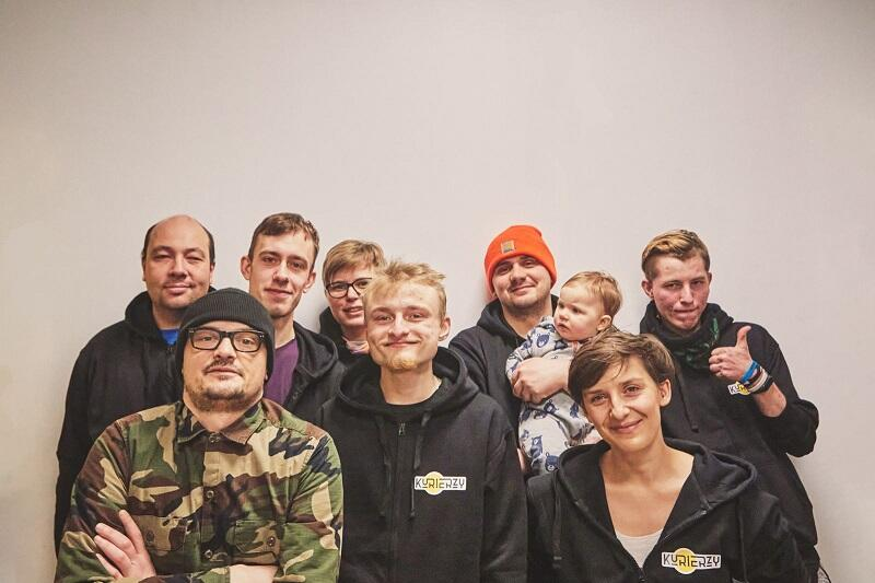 Ekipa Spółdzielni Socjalnej Heca z Tczewa zadba w tym roku, by decyzje podatkowe trafiły do rąk mieszkańców Gdańska