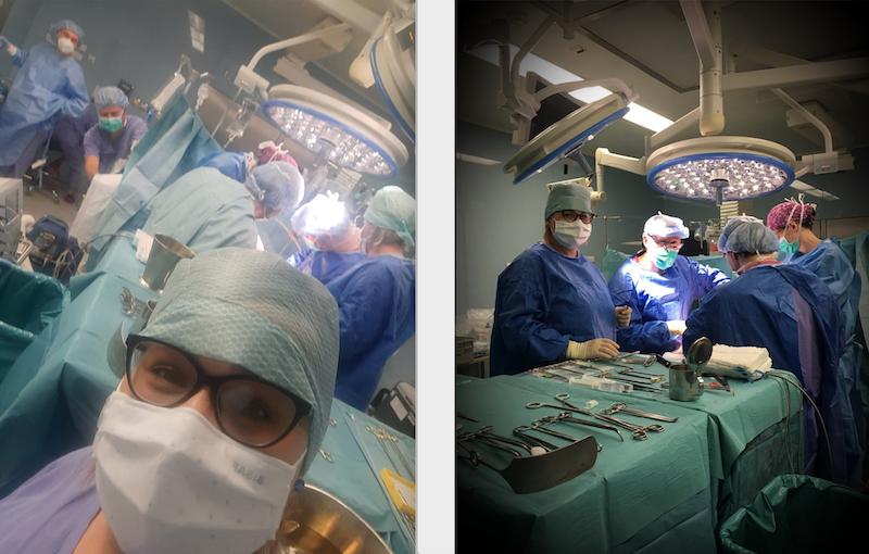 52 - taką liczbę przeszczepień wątroby, pomimo pandemii, udało się osiągnąć lekarzom z UCK w 2020 roku