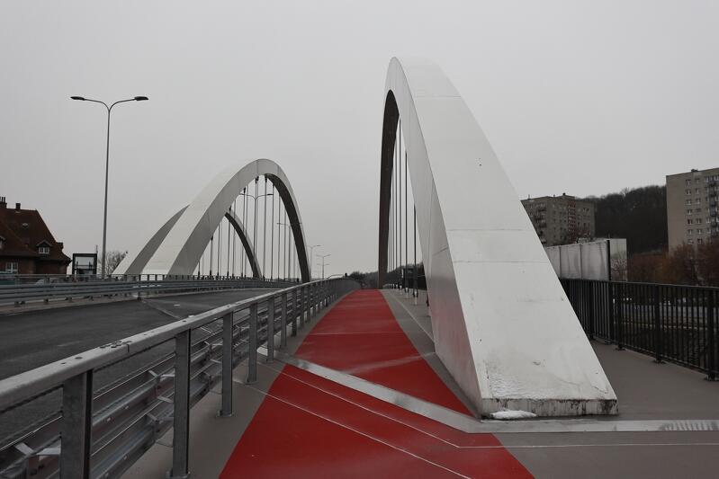 Za tydzień otwarcie drugiej nitki wiaduktu Biskupia Górka w kierunku Pruszcza Gdańskiego