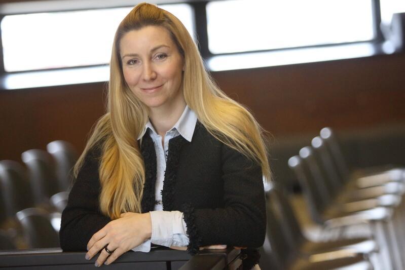 Izabela Ratajczak-Juszko dyrektorka Akademii Klimatycznej