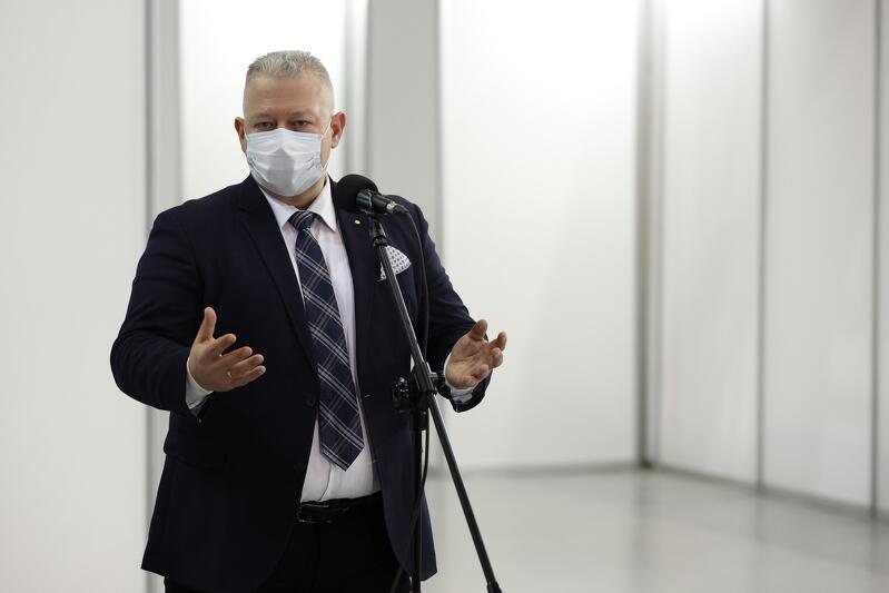 Andrzej Bojanowski prezes zarządu Międzynarodowych Targów Gdańskich