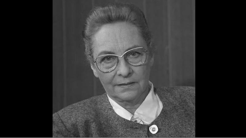 Alina Świderska (1925-2021) była aktorką Teatru Wybrzeże w latach 1946 do 1949
