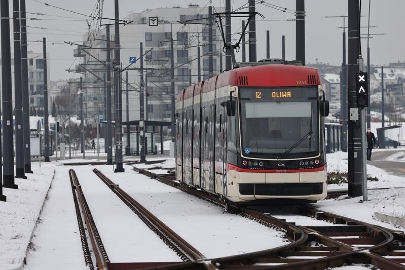 Pętla tramwajowa Ujścisko