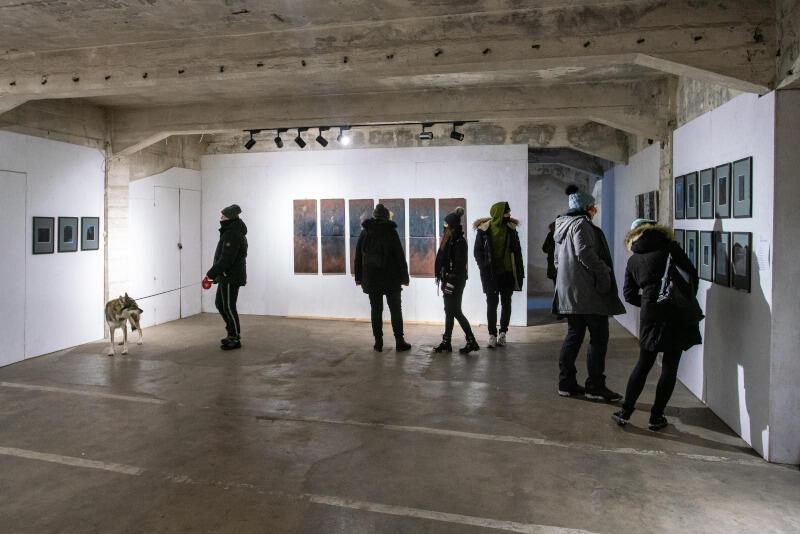 WL4 - Mleczny Piotr to artystyczna przestrzeń znajdująca się na terenach Stoczni Cesarskiej w Gdańsku