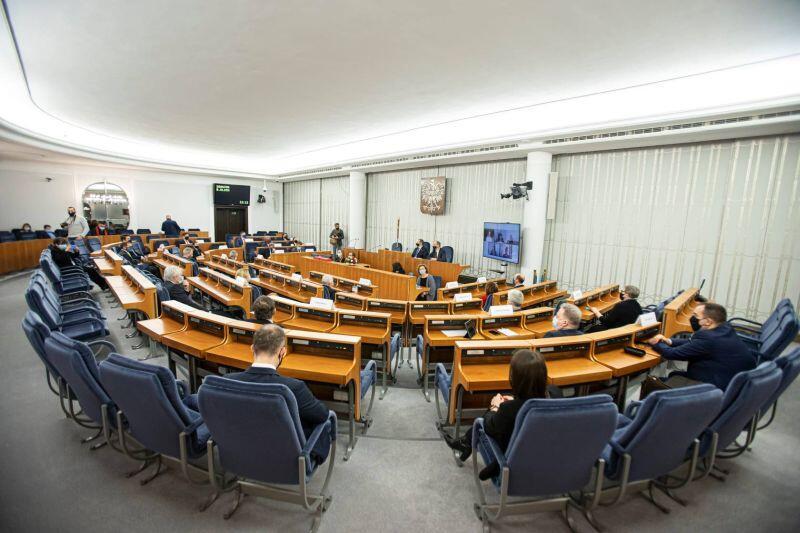 Grupa senatorów wyszła z inicjatywą ustawodawczą powołania Agencji Spójności i Rozwoju