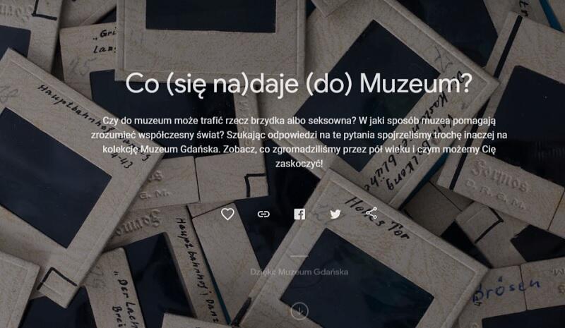 Gdańskie slajdy rodziny Søndenaa - jak trafiły do zbiorów Muzeum Gdańska dowiesz się, oglądając wystawę na Google Arts&Culture