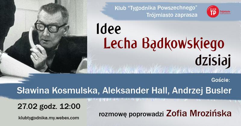 Plakat bądkowski facebook
