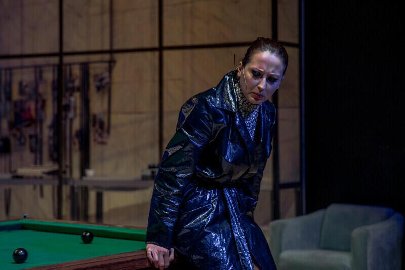 W roli okrutnej, władczej Gwinony, żony Lecha, zobaczymy Katarzynę Dałek