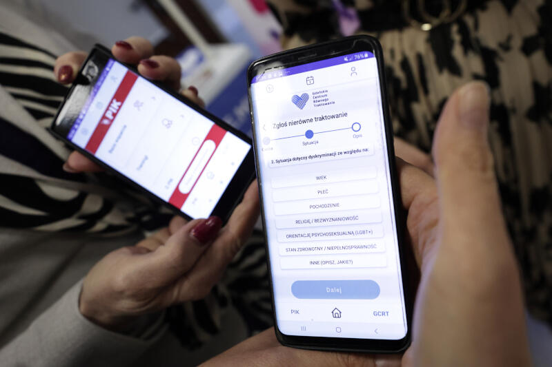 Aplikacja Wsparcie w Gdańsku działa od końca 2019 roku, a do tej pory używa jej 500 użytkowników. W tym roku została udoskonalona