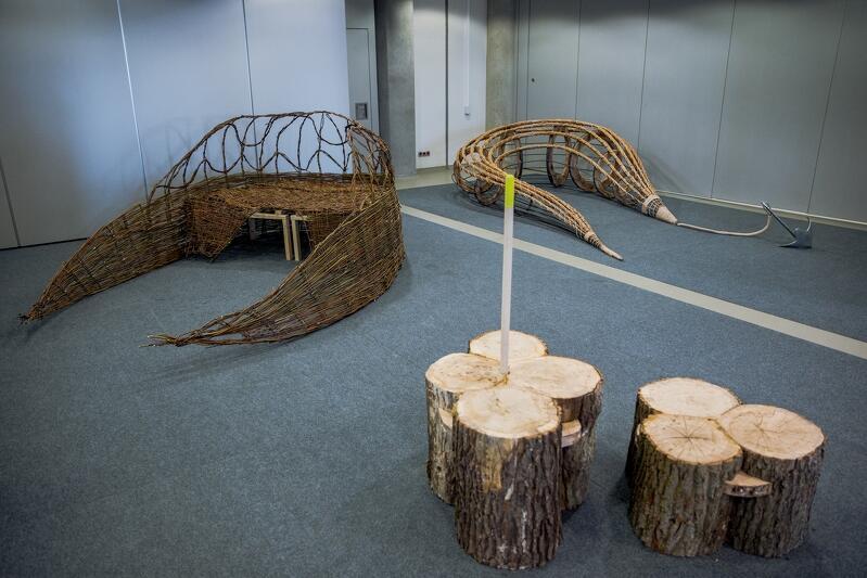 Prezentacja prototypów prac konkursowych odbyła się w Ergo Arenie. Najlepsze projekty wybrane prze komisję konkursową zostaną umieszczone na terenie gdańskich plaż