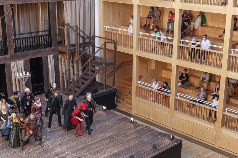 Gdański Teatr Szekspirowski można zobaczyć od kuchni w ten i następny weekend