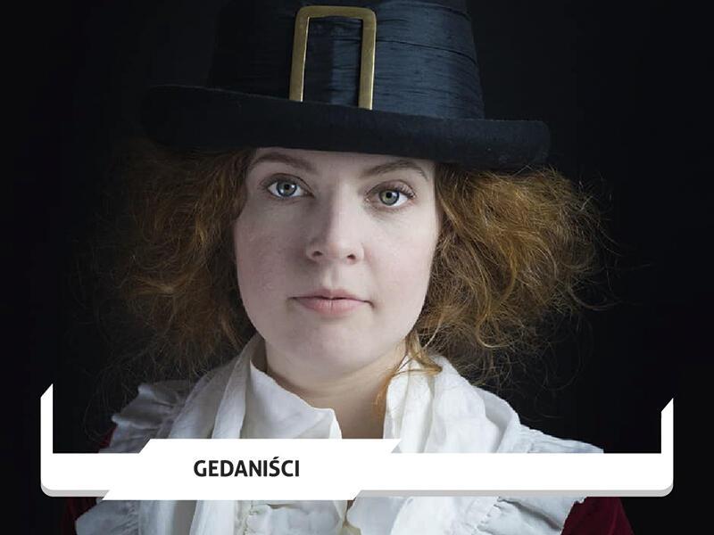 Aleksandra Kucharska - stypendystka i absolwentka Gedanistyki w 2017 roku