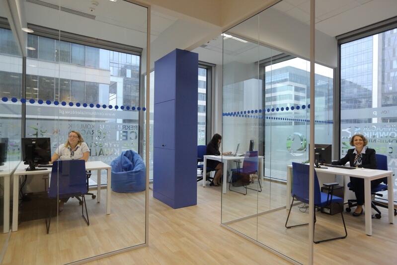 Centrum Rozwoju Talentów mieści się w Olivia Business Centre, budynek Olivia Six, otwarte zostało 17 czerwca 2016 roku, zdjęcie z dnia otwarcia