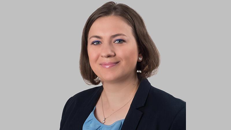 Urszula Stachowiak doradca zawodowy w Centrum Rozwoju Talentów w Gdańsku, psycholog,