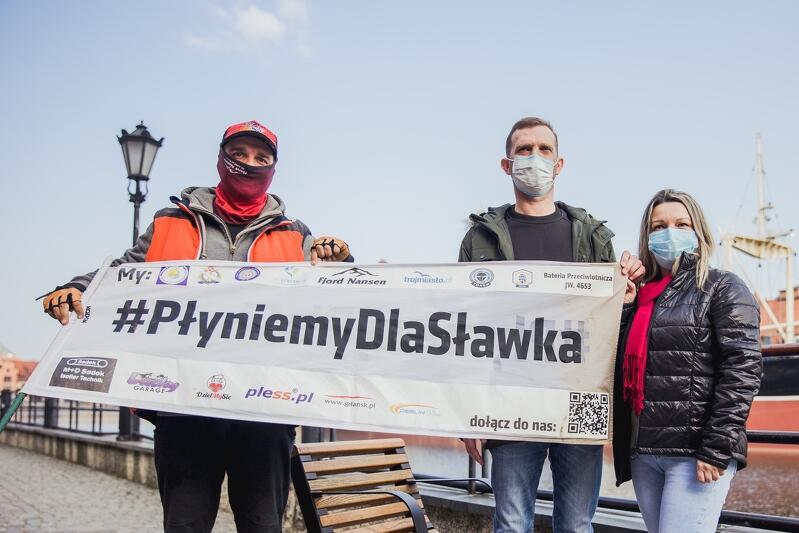 Nz. Szymon Machnowski, Sławek i Aleksandra Szumiccy
