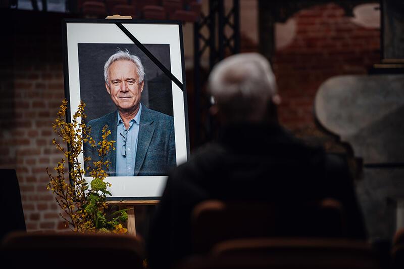 Msza św. pożegnalna śp. profesora Jerzego Limona odbyła się w kościele św. Jana w Gdańsku