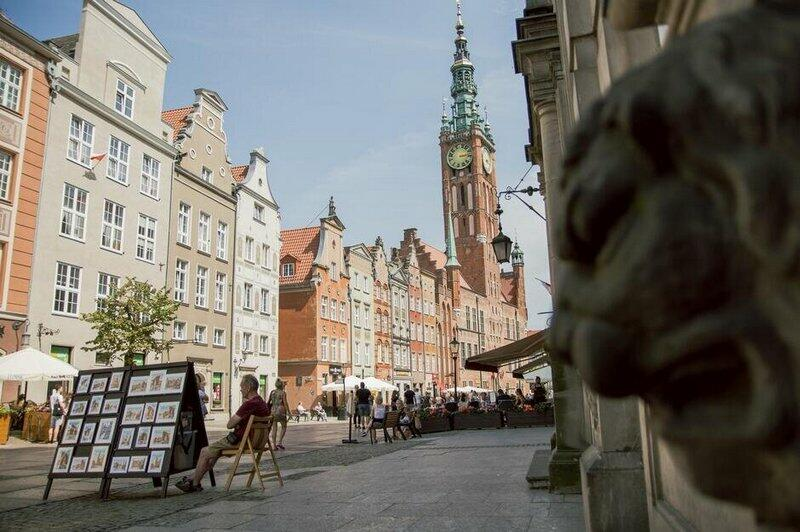 Miasto na punkty handlowe dla artystów przeznaczyło łącznie 38 miejsc, w tym na ul. Długiej i Długim Targu