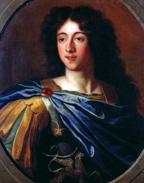 François Louis Burbon, książę Conti