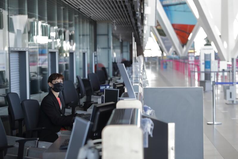 Port Lotniczy Gdańsk wprowadza możliwość testów na obecność koronawirusa dla podróżnych