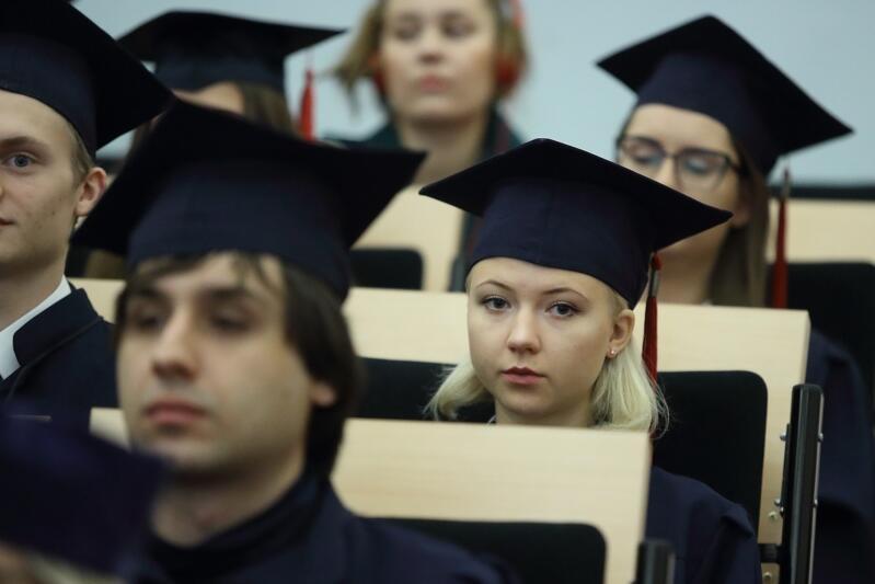 Inauguracja roku akademickiego na Gdańskim Uniwersytecie Medycznym w 2019 roku - ciekawe, ilu ówczesnych studentów I roku wzięło udział w dniach otwartych uczelni?