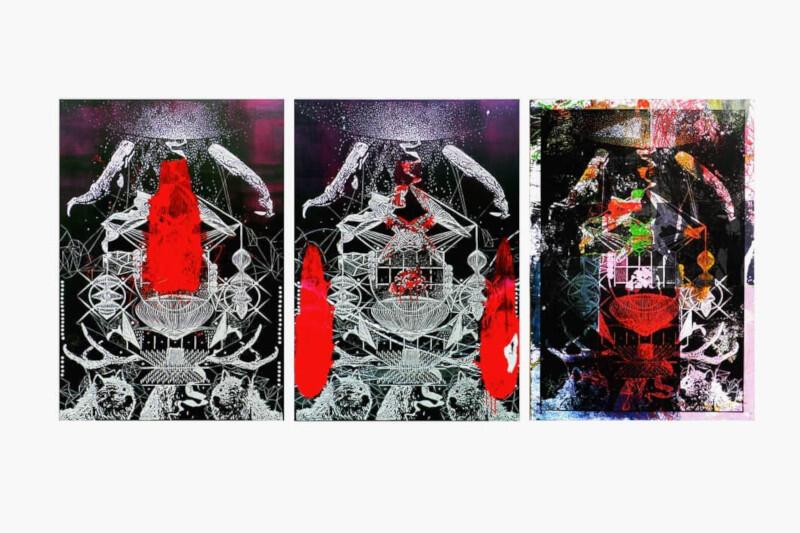 Prace Karola Lewalskiego na razie można zobaczyć online, ale jeśli pandemia pozwoli, wystawę jego oraz Łukasza Butowskiego dzieł zobaczyć będzie można w galerii Plamy