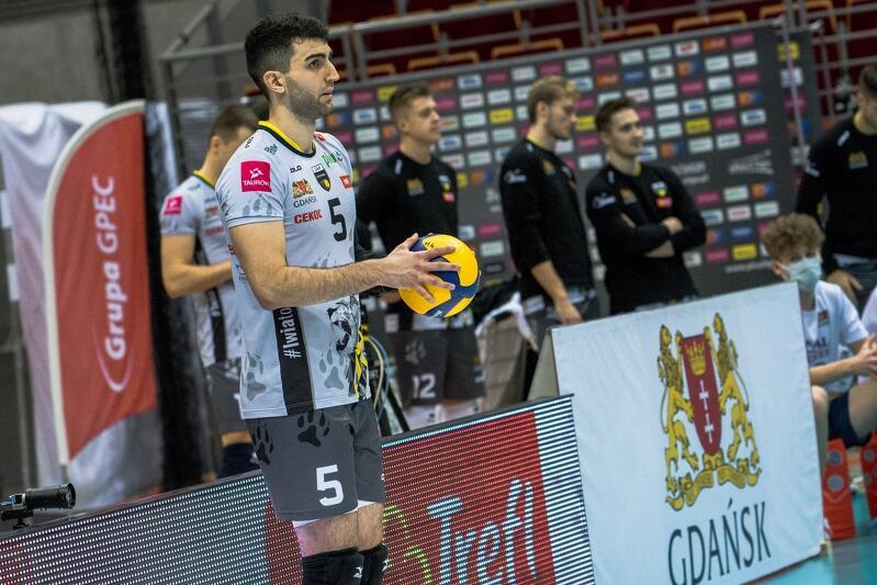 Marcin Janusz w Treflu stał się jednym z najlepszych rozgrywających w Polsce