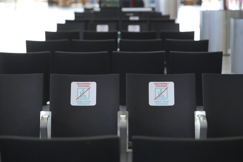 Władze Portu Lotniczego Gdańsk liczą na to, że ruch pasażerski wzrośnie wraz z większą liczbą osób zaszczepionych