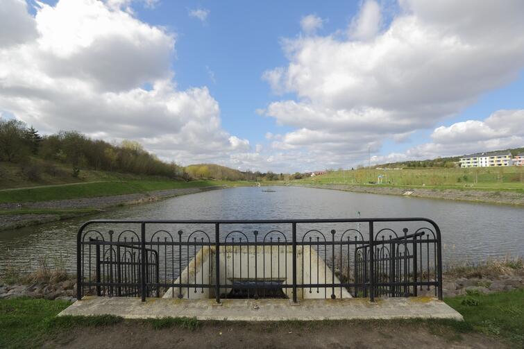 W sobotę zaplanowano akcję sprzątania m.in. rejonu zbiornika retencyjnego Augustowska