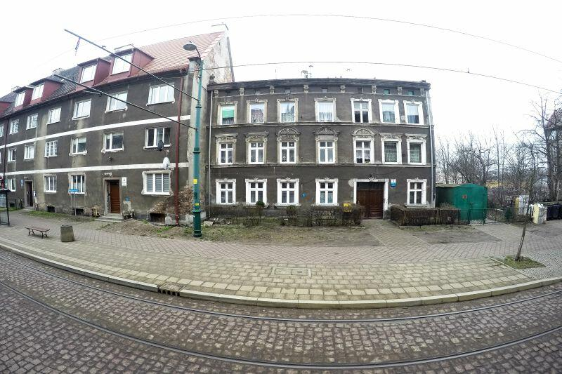Budynek przy ul. Rybołowców 1