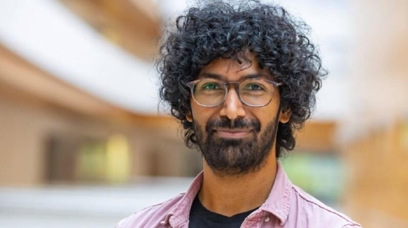 Marlon Souza Luis na studia lekarskie w Gdańskim Uniwersytecie Medycznym przyjechał z Kanady