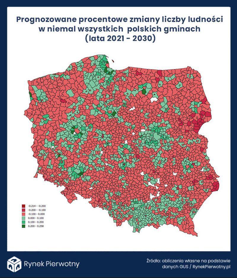 forsal mapa