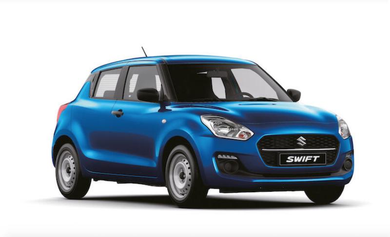 Niebieskie, hybrydowe Suzuki Swift FL Elegance to nagroda główna w 5. edycji loterii PiT w Gdańsku. Się opłaca!