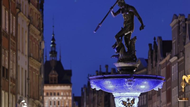Neptun podświetlony będzie na niebiesko 5 maja, aby zwrócić uwagę na problem osób zmagających się z chorobą nadciśnienia płucnego