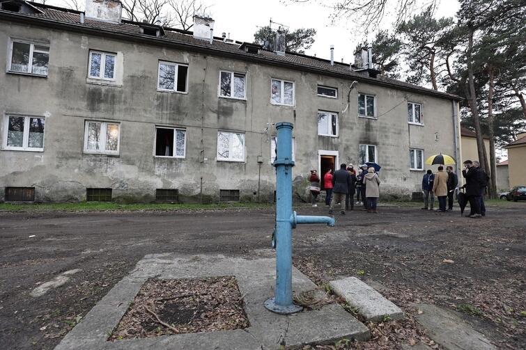 Miasto przymierza się też do remontu budynków mieszkalnych przy ul. Łowickiej