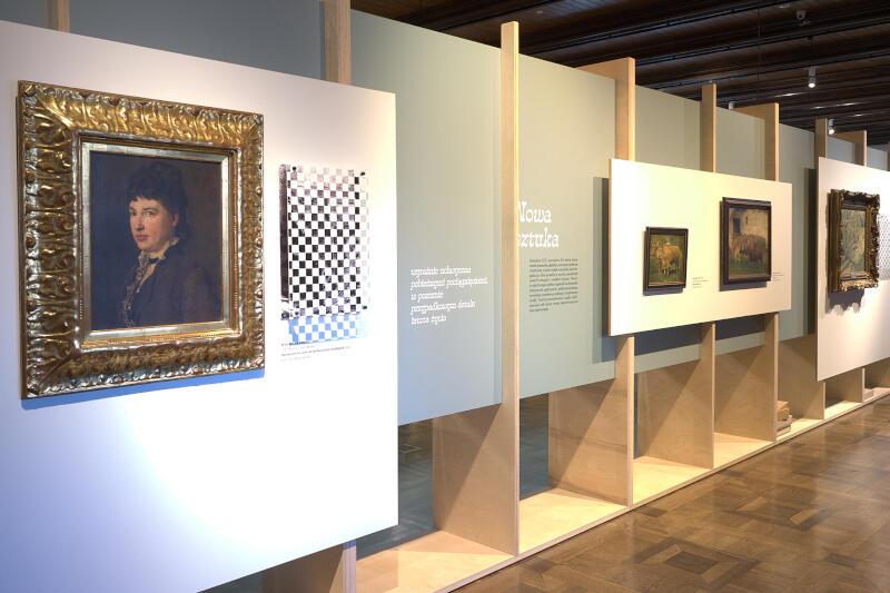 """Wystawa """"Nowa wrażliwość"""" została przygotowana w 150. rocznicę utworzenia w Gdańsku pierwszej instytucji muzealnej - Muzeum Miejskiego"""