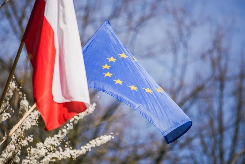 W maju obchodzimy wiele świąt i rocznic m.in. datę zakończenia II wojny światowej i Dzień Europy