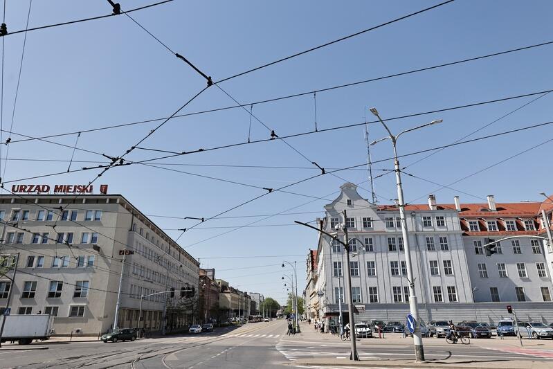Rozmowa gmachów Urzędu Miejskiego, Sądu, Policji i Szpitala? Tak - podczas Weekendu Muzeów budynki przy Nowych Ogrodach w Gdańsku będą mówić