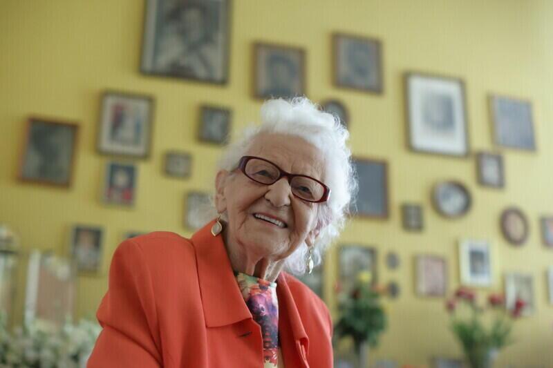 Zdzisława Szczyrska jest kolejną gdańską stulatką. W 2020 roku w Gdańsku mieszkało 48 osób, które ukończyły sto lat - wśród nich 39 pań i dziewięciu panów.