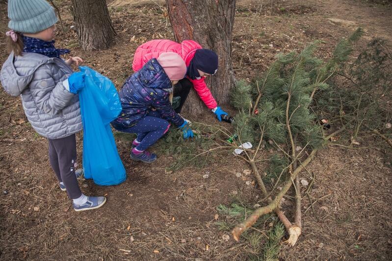 W ten weekend szykują się kolejne akcje sprzątania w dwóch dzielnicach Gdańska