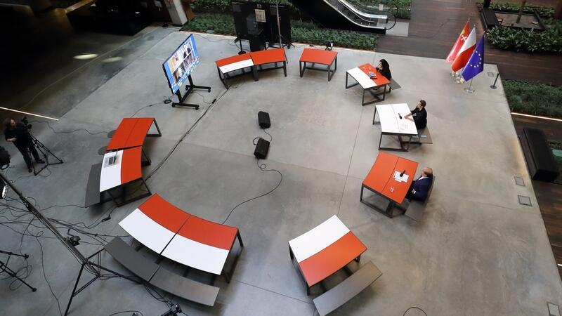 Debata odbywać się będzie w Europejskim Centrum Solidarności