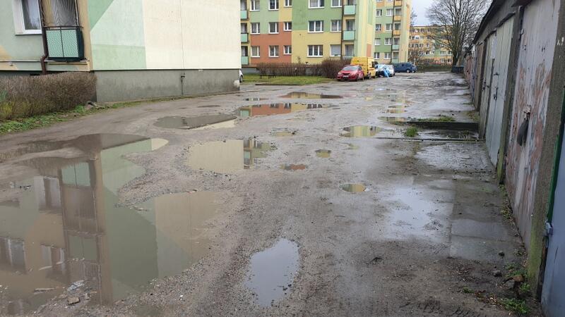 DRMG ogłosiło przetarg na budowę drogi dojazdowej przy ul. Dworskiej i Chodkiewicza