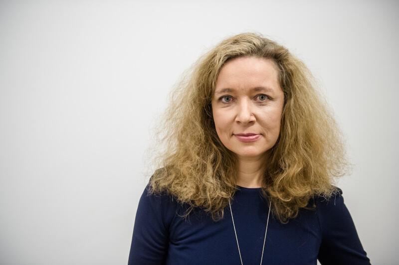 Prof. Beata Możejko jest wykładowczynią na Uniwersytecie Gdańskim. Specjalizuje się w historii średniowiecza