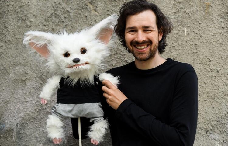Aici Fink.  Va câștiga castingul?  Păpușile sunt proiectate de Dariusz Panas.  Le-am făcut pe stoicul tău