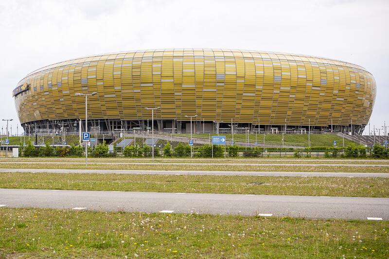 Od 21 maja stadion piłkarski w Gdańsku nosi nazwę Polsat Plus Arena Gdańsk
